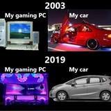 2003 vs 2019