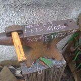 Blacksmithing post #2
