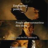 I am the Senate.