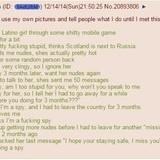 Anon is a Spy