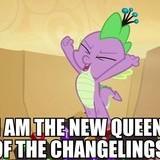 Queen Spike