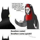 Dirty swally