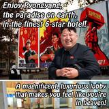 A six star hotel