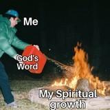 Grow in His love