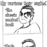 Another step forward 11: Hair styles