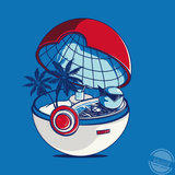 The Inside of the Pokeball 1