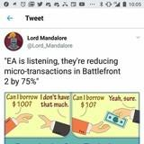 EA is playing us like a damn fiddle