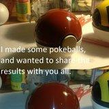 PokeBall + UltraBall Props