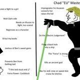 Virgin Canon vs Chad Legends